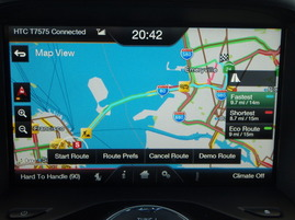 ford gps, ford navigation system
